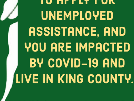 If you are impacted by COVID-19 and live in King County, you may qualified …