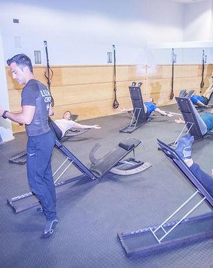 Reeducación postural global Mejora postura corporal