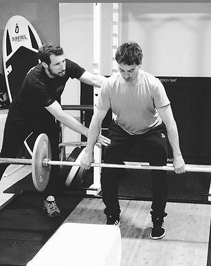 Entrenamiento personal, Entrenamiento de fuerza, Mejora rendimiento deportivo