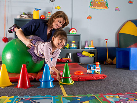 Natural Environment Teaching (NET) Motivating both Therapist and Child
