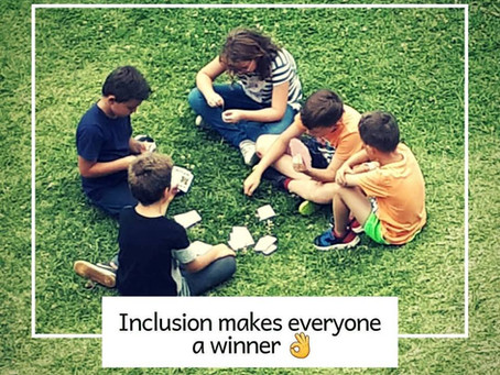 Inclusion Goes a Long Way.
