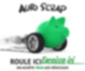 Auto Scrap-vehicules-Kijiji and FB Post-