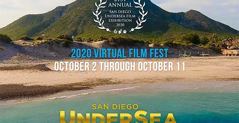 SAN DIEGO UNDERWATER FILM EXHIBITION