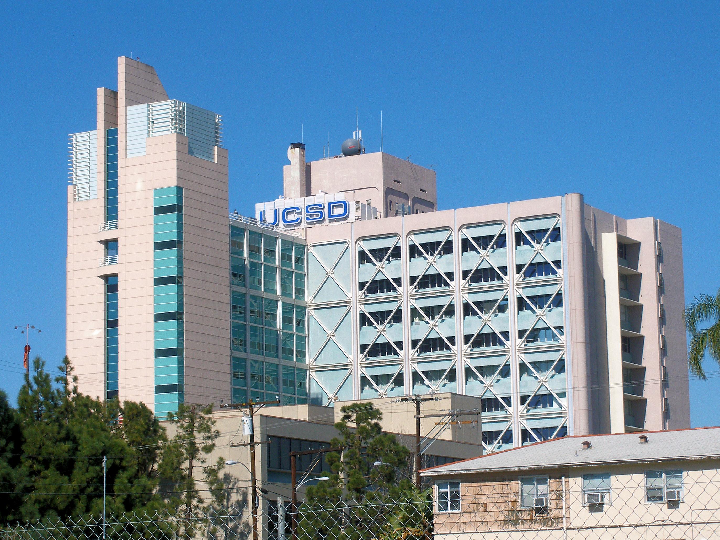UCSD_Medical_Center_Hillcrest