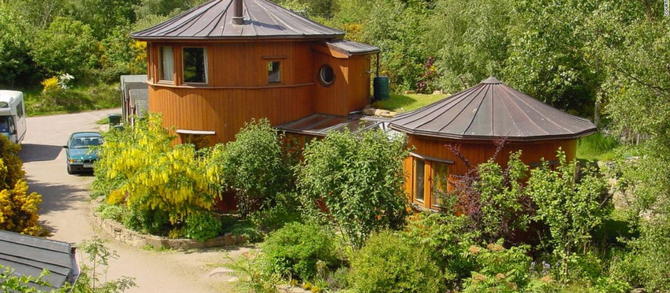 SUSTAINABLE LIVING IN SCOTLAND