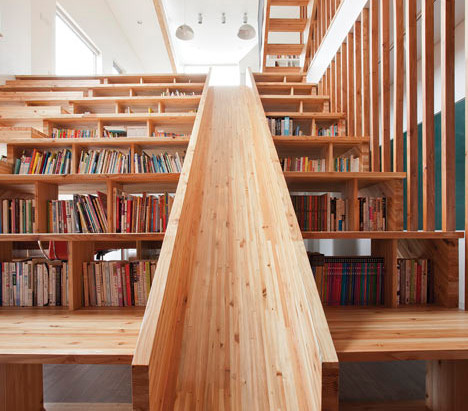 DOUBLE-DUTY STAIRCASE!
