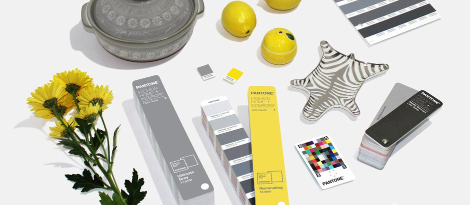 2021 PANTONE COLOR(S):ULTIMATE GRAY + ILLUMINATING