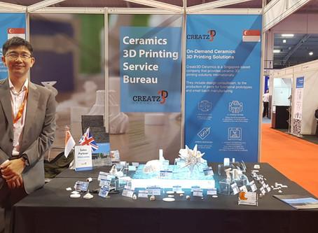 Ceramics UK 2019