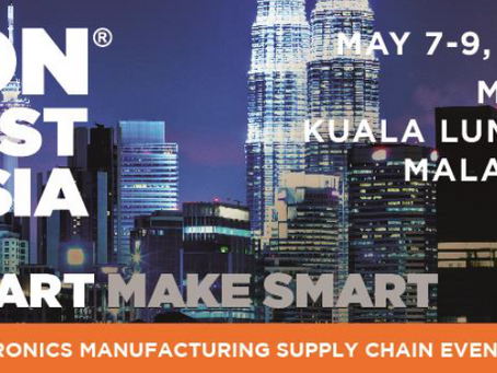 Visit us at SEMICON Southeast Asia 2019