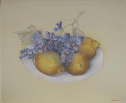 Lemons and muscat