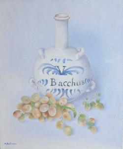 Bacchus' flask