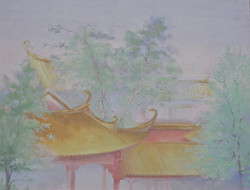 Temple bouddhiste de Xiamen