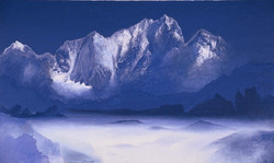 La Montagne du dragon de jade, Chine