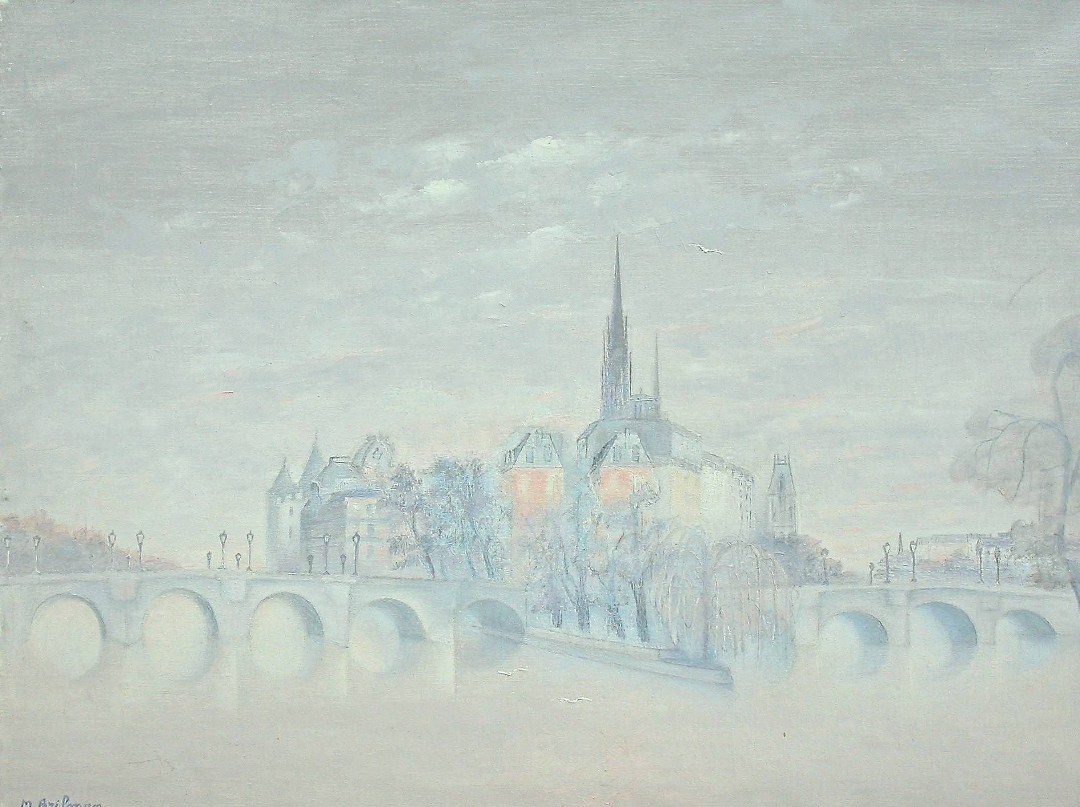 Pont Neuf bridge, Paris
