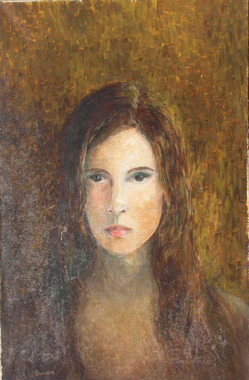 Marthe self-portrait