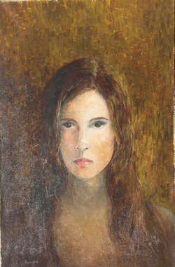 Autoportrait Marthe