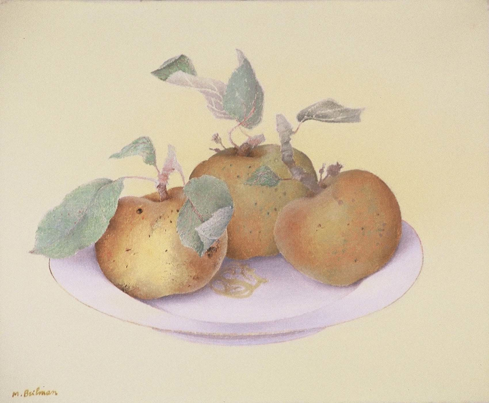 Pommes Canada grises