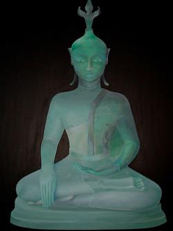 Bouddha de jade, Birmanie