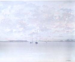 Mouillage en Morbihan