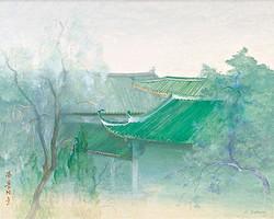 Temple de Xiamen, Chine