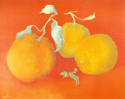 Bitter oranges