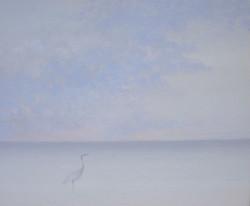 Oiseau pêcheur