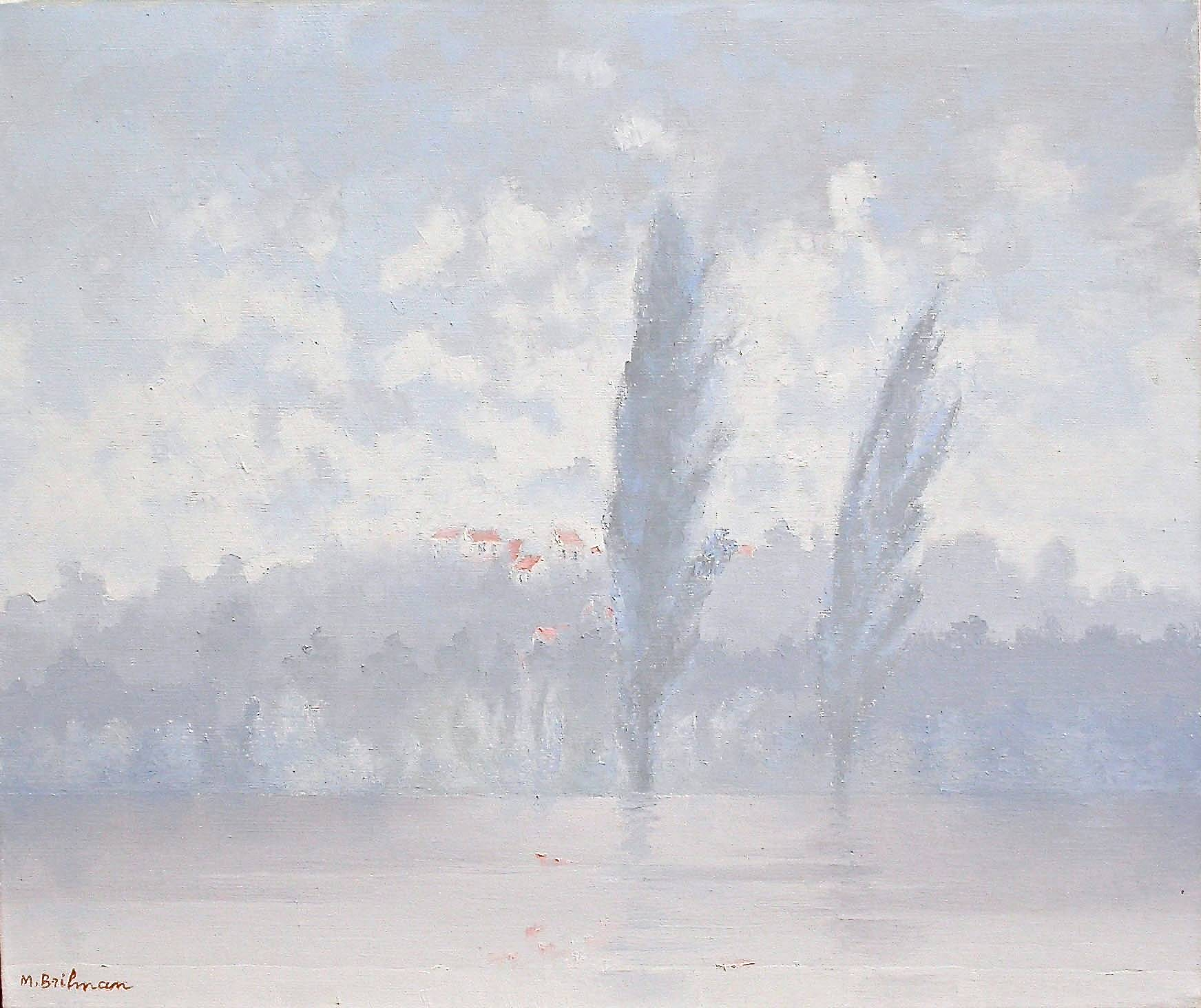 Banks of Seine in Andelys