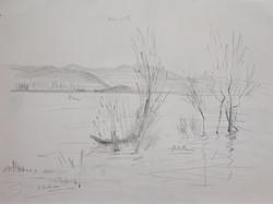 Gorses at Her Hai Lake