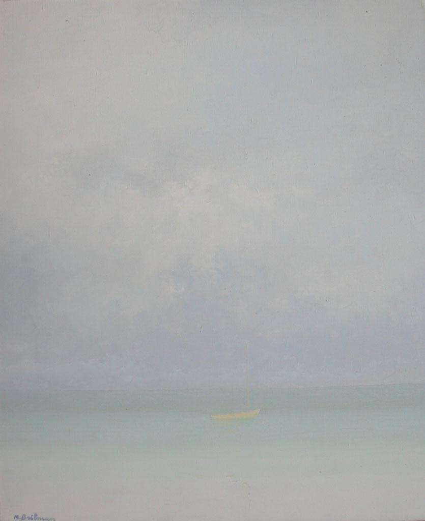 Sailboat in Mauritius