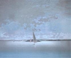Nuages gris en Morbihan