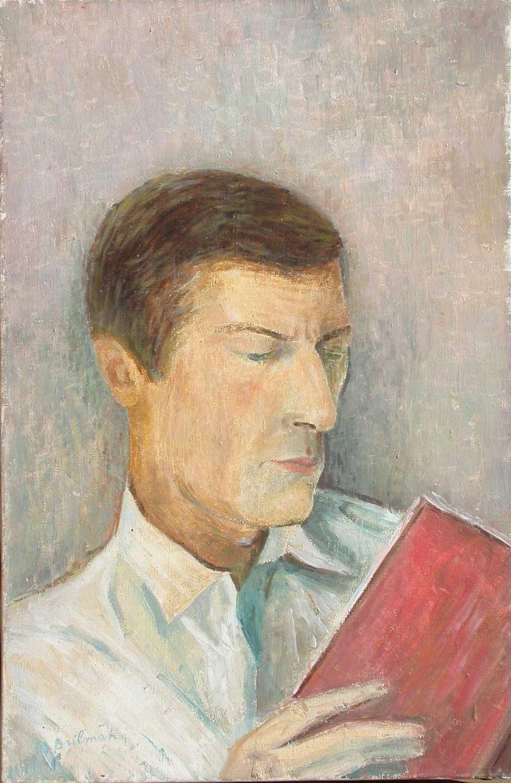 Jean reading