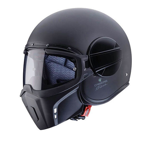 Caberg Ghost Openface Helmets Matt Black