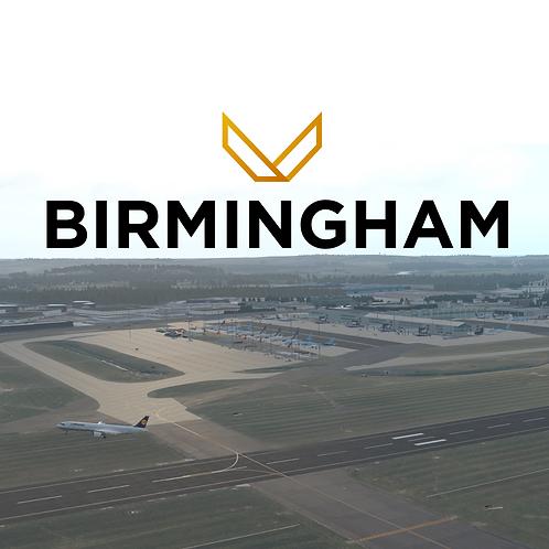 Boundless - Birmingham Airport (EGBB)