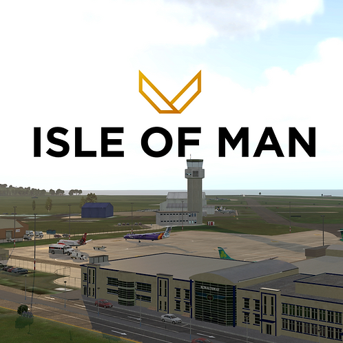 Boundless - Isle of Man Airport (EGNS)