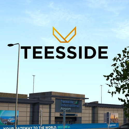 Boundless - Teesside (EGNV) Airport