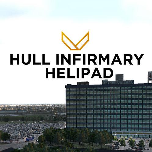 Boundless - Hull Infirmary Helipad