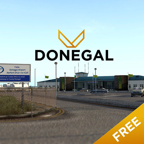 Boundless - Donegal Airport (Free)