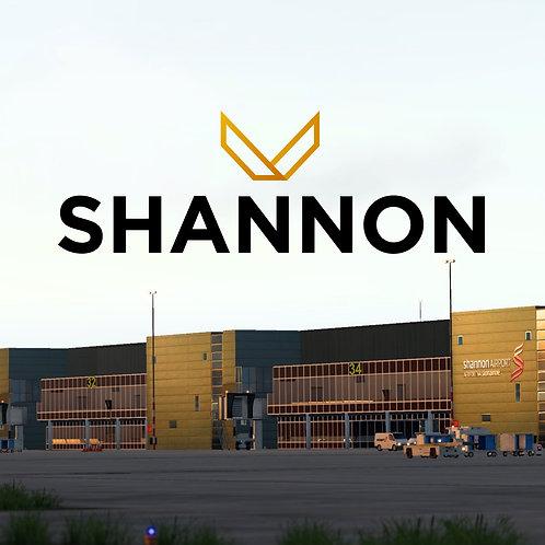 Boundless - Shannon Airport (EINN)