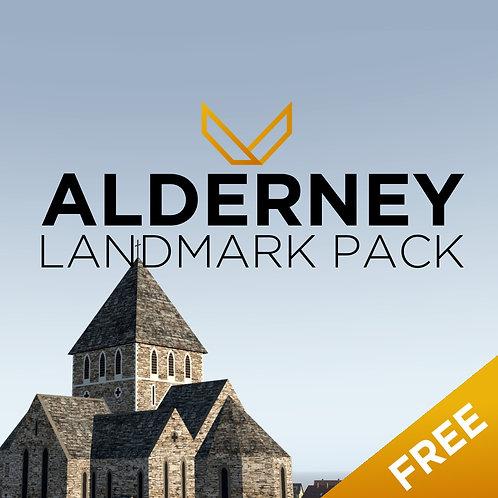 Boundless - Alderney Landmark Pack (FREE)