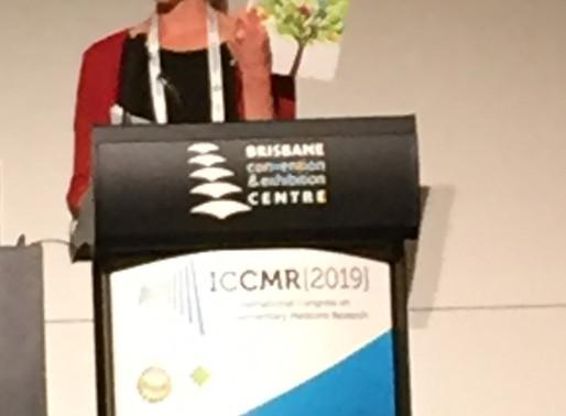 ICCMR conference presentation 2019