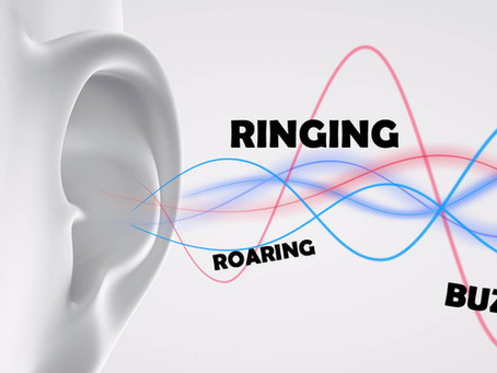 Tinnitus and migraines? Two interesting articles...