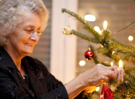 How to Navigate the Holidays when a Loved One has Alzheimer's Disease or Related Dementia