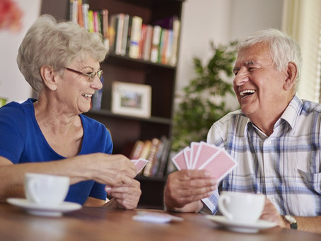 Tips on keeping your loved ones engaged at home during COVID-19