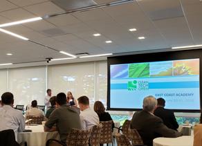 SkyCanoe @ 2019's Cleantech Open, Federal Reserve Bank of Boston