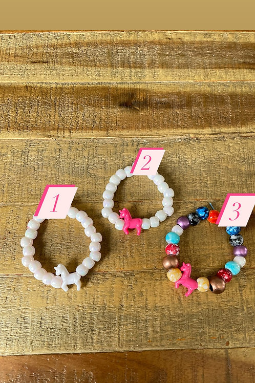 Root & Feather Kids- Unicorn Bracelet Collection by Mia
