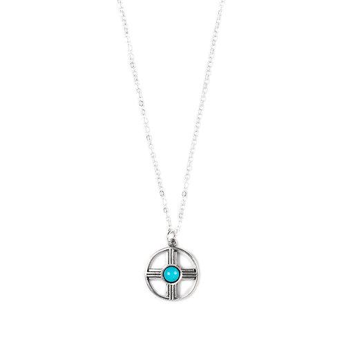 Zia - TurquoiseSunshine Necklace