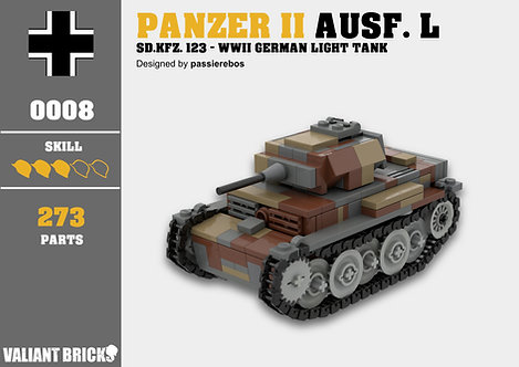 Panzer II Luchs Instructions