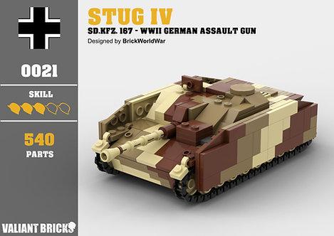 StuG IV Instructions
