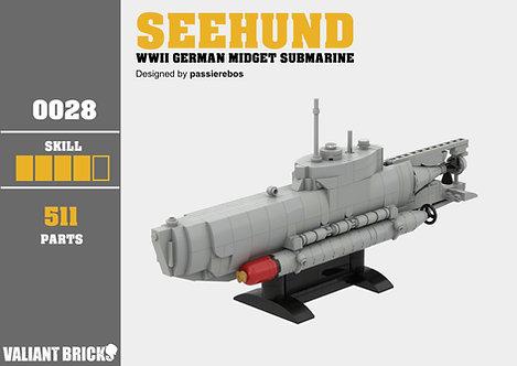 Seehund Instructions