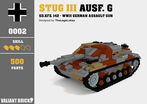 Camo StuG III Ausf. G